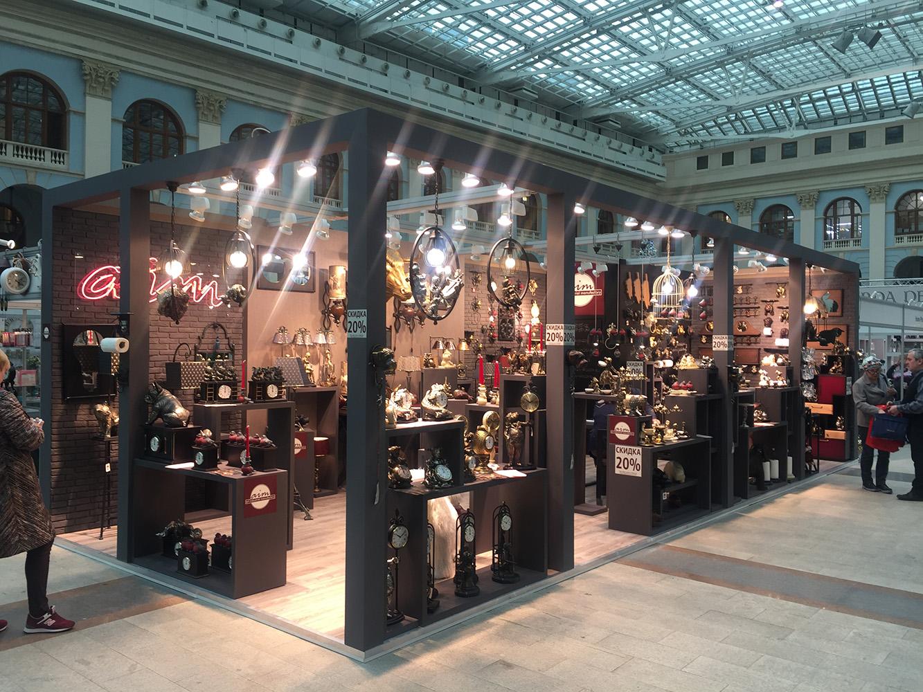 О выставке Выставка ПОДАРКИ - Крупнейшая в Восточной